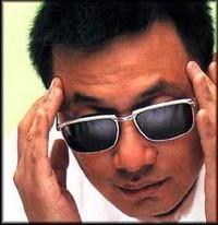 Wong Kar-Wai ya rueda en inglés