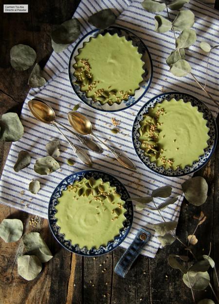 Tartaletas de queso, aguacate y lima: receta fácil y sin horno