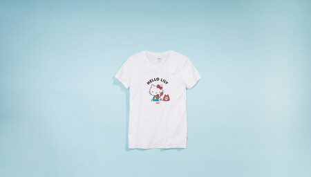 Levi S X Hello Kitty Print Bar 4