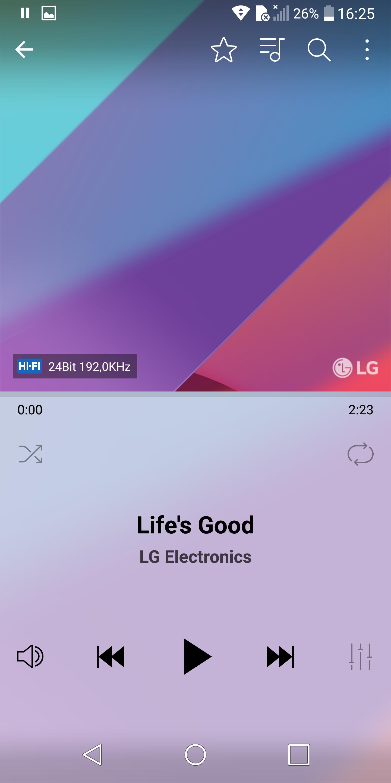 Foto de LG G6, interfaz de usuario (22/47)