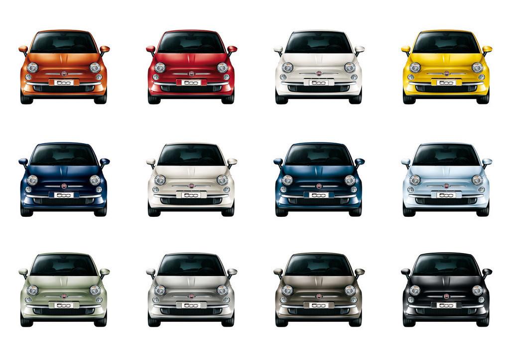 Foto de Fiat 500 (1/98)