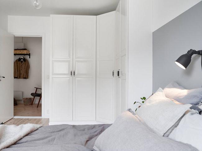 Piso n rdico funcionalidad con muebles de ikea - Armario entrada piso ...