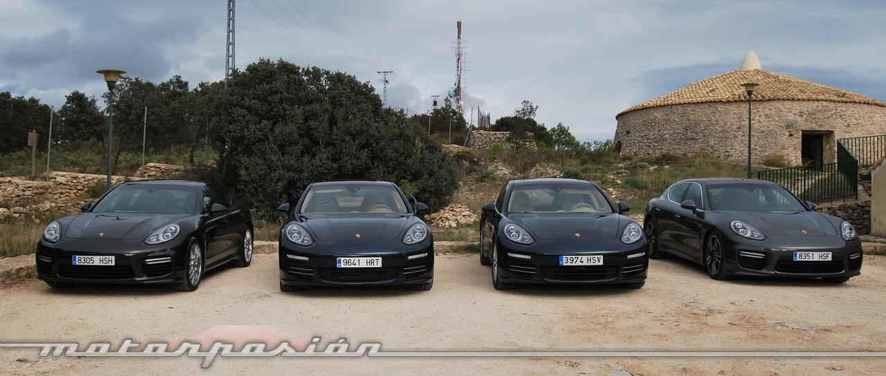 Foto de Porsche Panamera 2014 (presentación) (10/38)