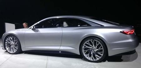 Audi nos presenta como podrían ser los nuevos autos llenos de pantallas