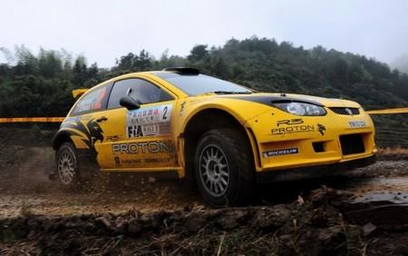 China también entra en la lista de futuros destinos del WRC