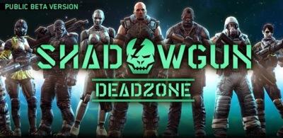 SHADOWGUN: DeadZone dejará de ser Beta el 15 de Noviembre