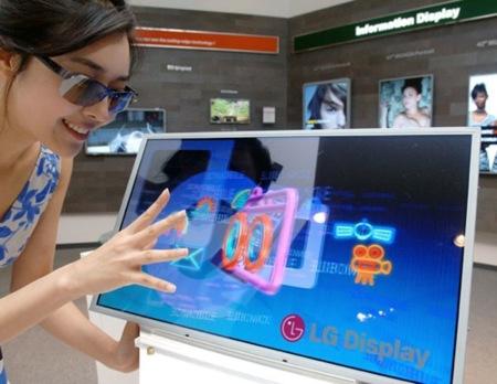 Monitor 3D de LG
