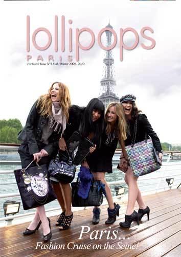 Lollipops, los complementos ideales para adquirir el look francés del momento