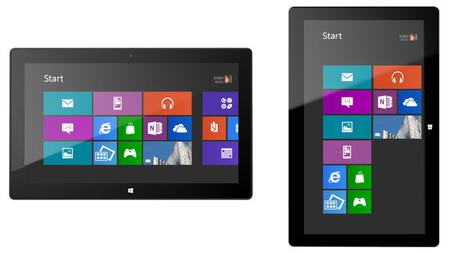 Con Windows 8.1 llegará el soporte completo para la orientación vertical de la pantalla