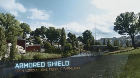 Battlefield 3 (Armored Shield)