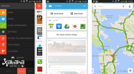 Aviate, uno de los launchers más interesantes en Android comienza a repartir invitaciones