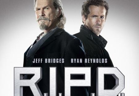 Cómic en cine: 'R.I.P.D. Departamento de Policía Mortal', de Robert Schwentke