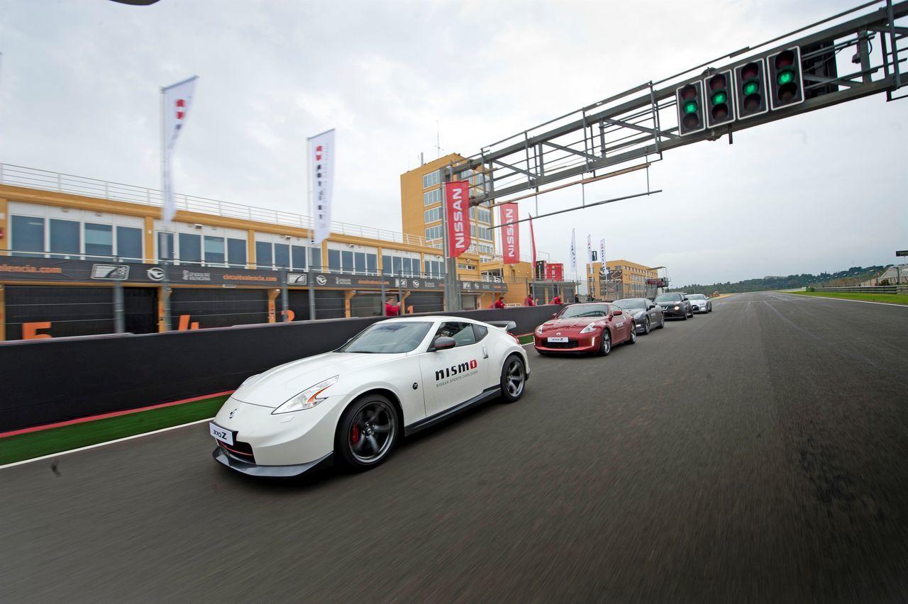Foto de Gama deportiva Nissan (36/50)