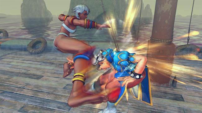 Foto de Nuevos personajes Ultra Street Fighter IV (1/4)
