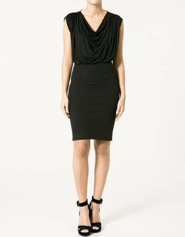 Rebajas 2011: Zara vestido fiesta