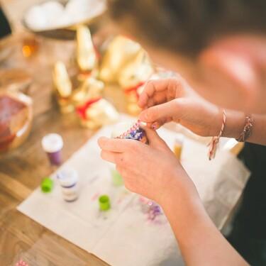 11 manualidades de Pascua fáciles y bonitas, para hacer en Semana Santa, que hemos visto en Instagram