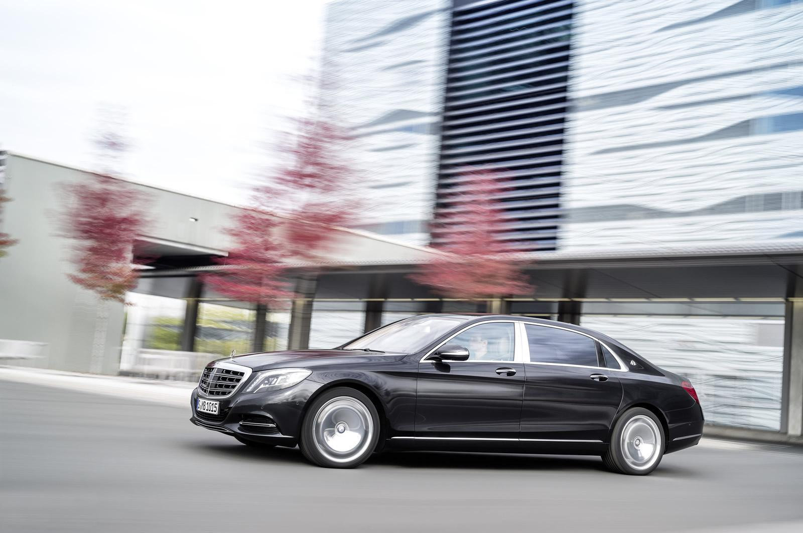 Foto de Mercedes-Benz Clase S Maybach (25/38)
