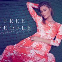 Tonalidades rojizas, las favoritas para lo nuevo de Free People