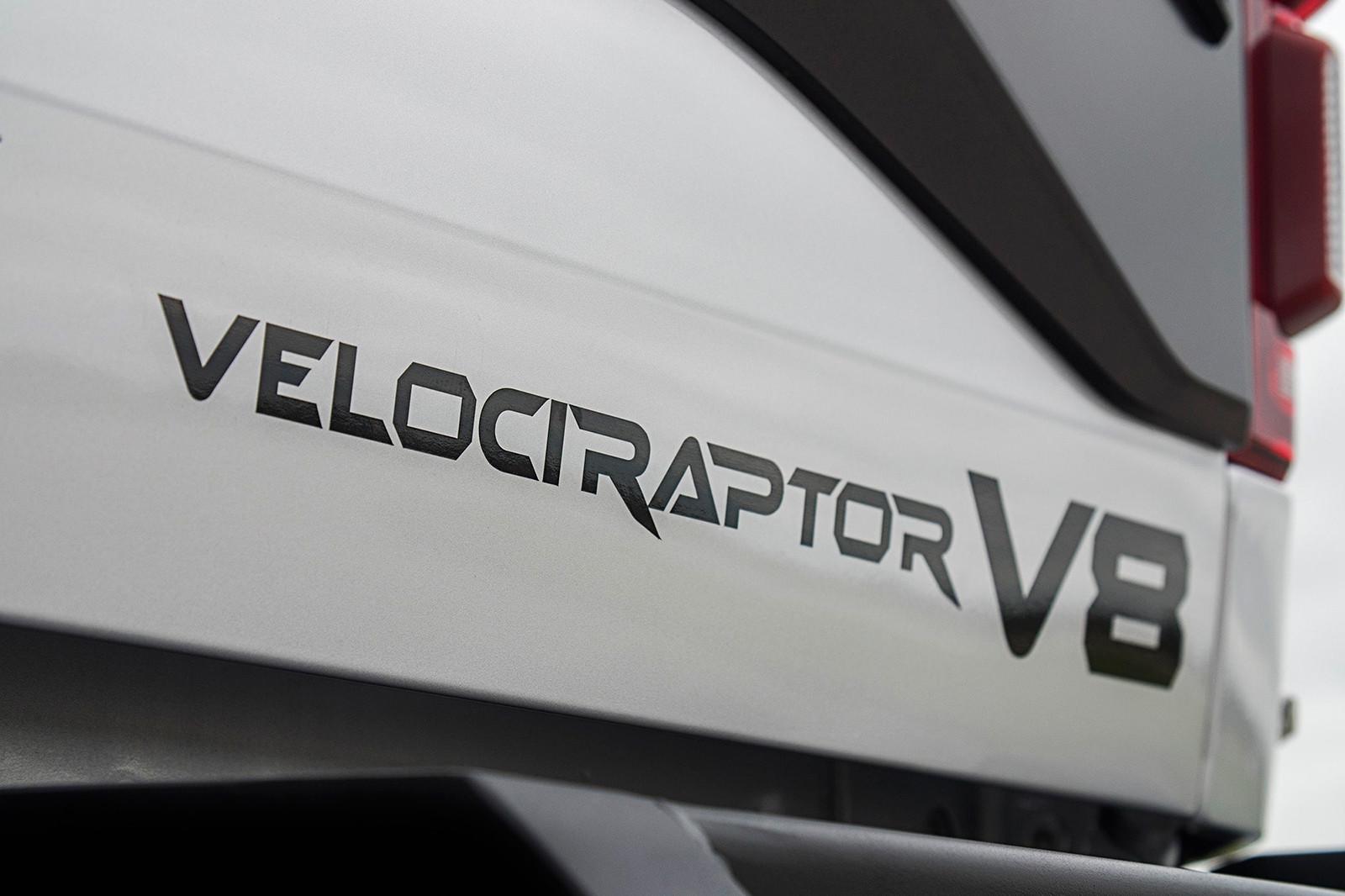 Foto de Hennessey VelociRaptor V8 (7/9)