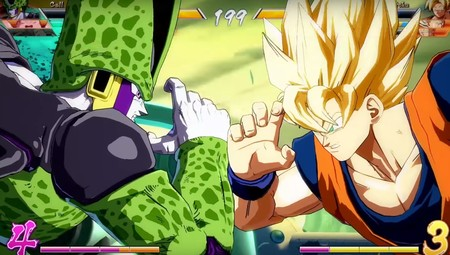 Dragon Ball FighterZ: 4 minutazos de gameplay con triple Kame Hame saiyan incluido [E3 2017]