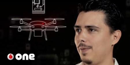 Drone Vodafone