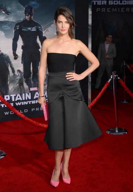 Cobie Smulders Stella Mccartney