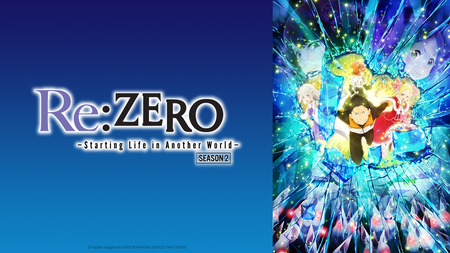 Re Zero Starting Life In Another World 16x9