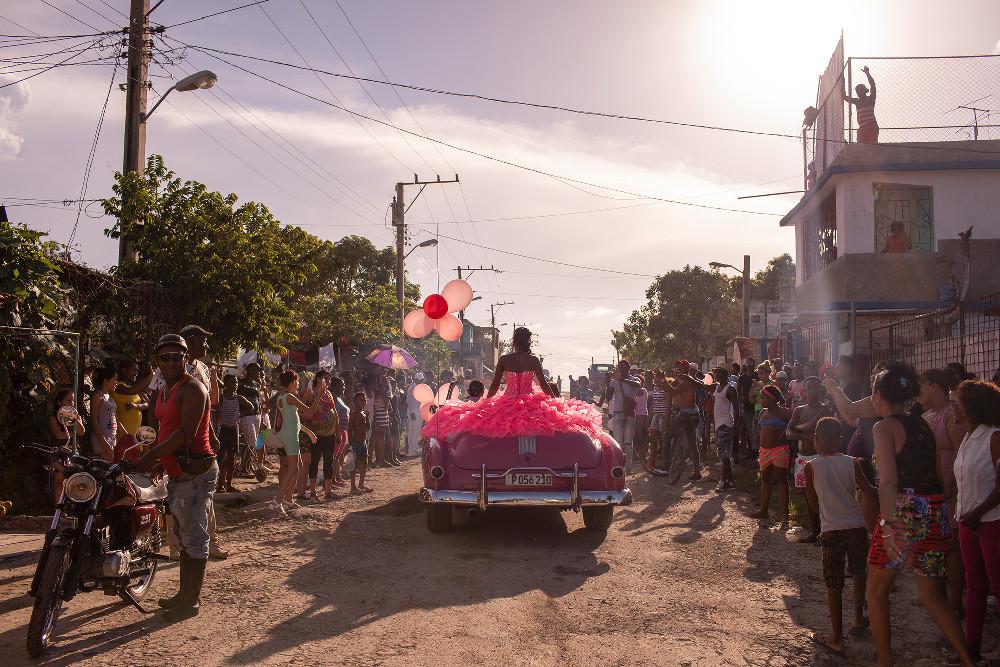 Ganador foto individual: 'The Cubanitas' de Diana Markosian (Rusia/EE.UU)