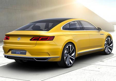 Volkswagen Sport Coupe Gte Concept 2