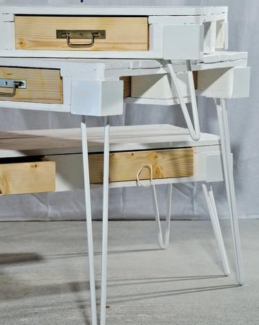 Boboboom: más mesas hechas con palés