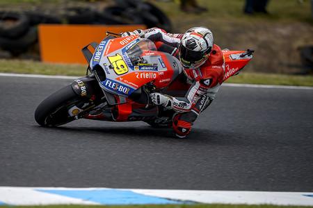 Álvaro Bautista roza el podio en Phillip Island en su primera carrera con la Ducati GP18 oficial