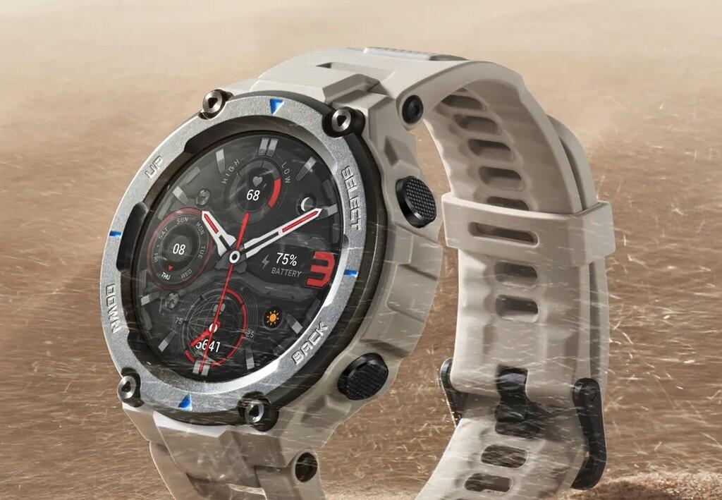 Amazfit T-Rex Pro: un reloj a prueba de casi todo, que te puedas trasladar de submarinismo y con dieciocho días de autonomía
