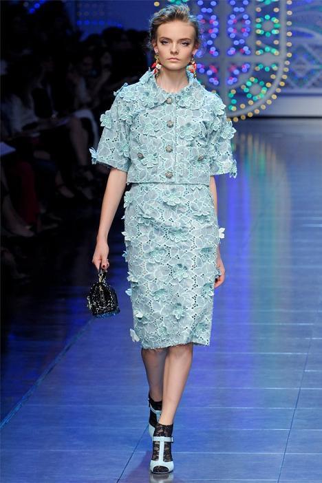 Foto de Dolce & Gabbana Primavera-Verano 2012 (43/74)