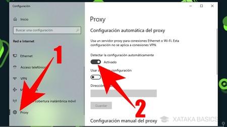 Config Proxy