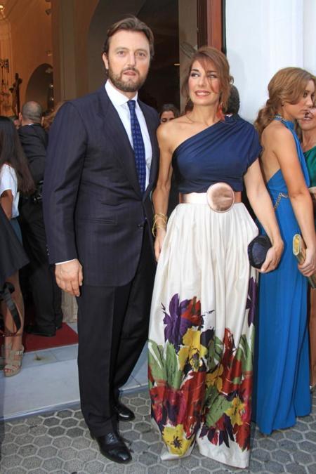 Raquel Revuelta boda Lourdes Montes