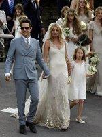 El look de Jamie Hince en su boda con Kate Moss