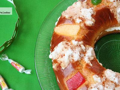 Las mejores recetas de Roscón de Reyes