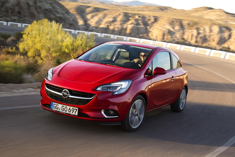 Foto de Opel Corsa (comparativa) (26/47)