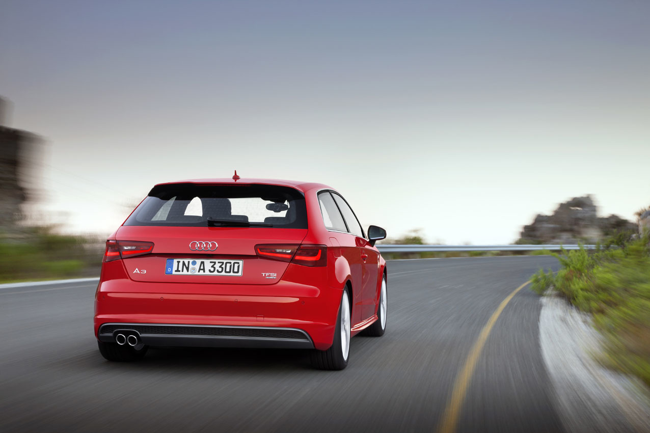 Foto de Audi A3 2012 (20/42)