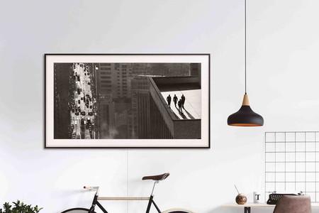 The Frame, el televisor artístico de Samsung que se convierte en cuadro cuando no se usa, llega al mercado europeo