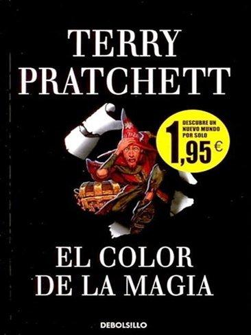 'El color de la magia' de Terry Pratchett, a un precio irresistible