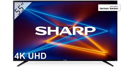 Sharp Lc 55ui7252e