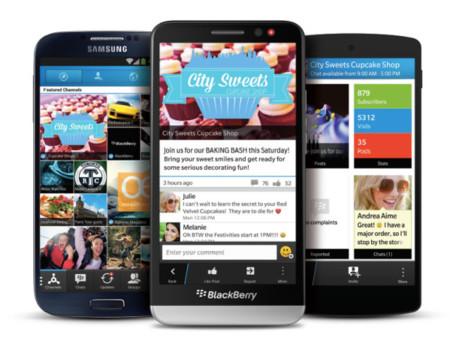 BBM 2.0 para Android, ahora con llamadas voz, canales, integración con Dropbox y más