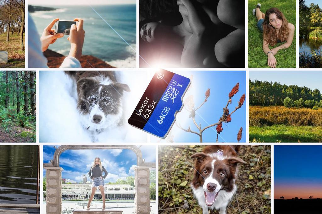 Cómo mover las fotografías a la tarjeta MicroSD℗ para liberar espacio