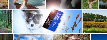 Cómo desplazar las fotos a la tarjeta MicroSD para absolver espacio