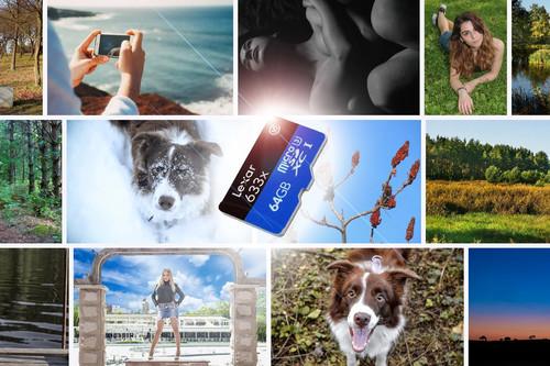 Cómo mover las fotos a la tarjeta MicroSD para liberar espacio
