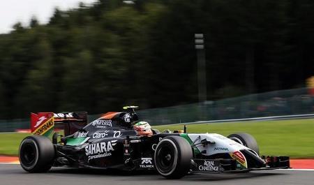Sergio Pérez quiere continuar en Force India pero tiene otras opciones