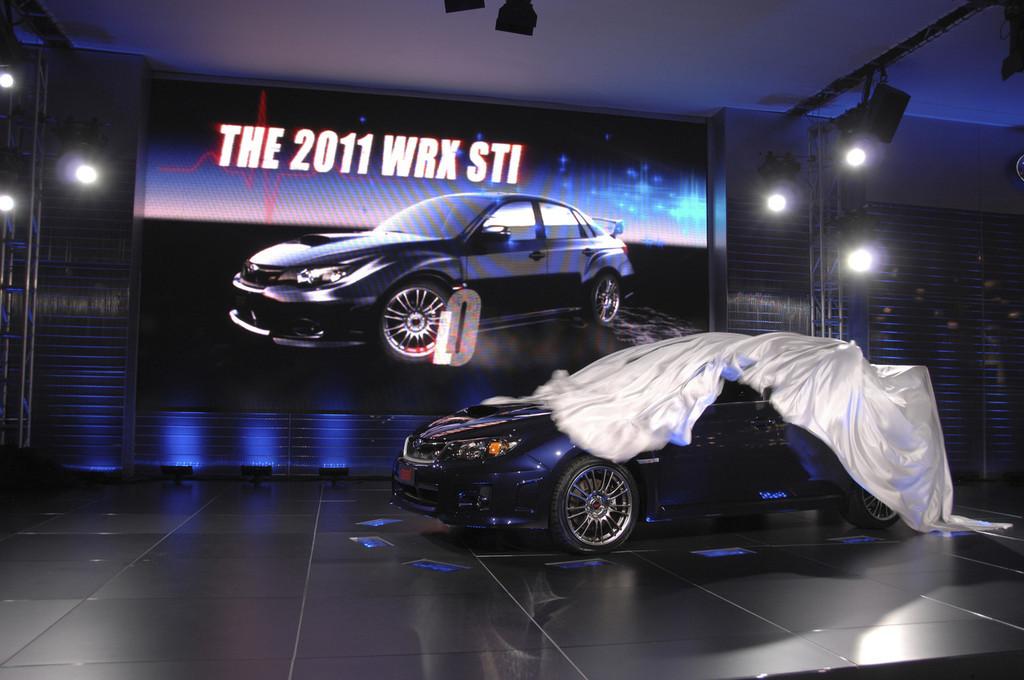 Foto de 2011 Subaru Impreza WRX STI (1/28)