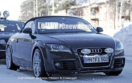 Audi TT-RS Cabriolet