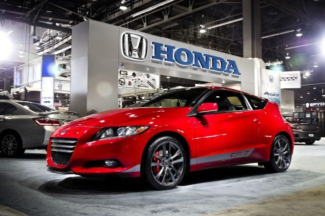 Honda HPD Supercharged